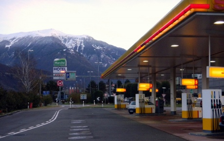 Cena benzinu madeira
